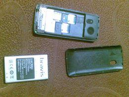 Телефон BRAVIS разбит дисплей.