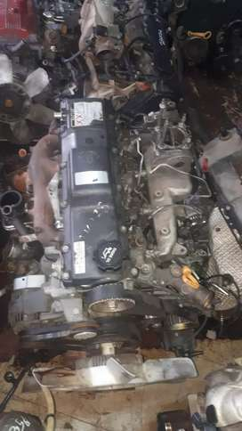 Toyota hilux kzte deasel engine for sale