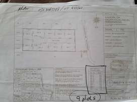 6000M2 PLOT , PACALTSDORP , GEORGE