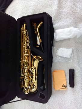 Sax for sale.