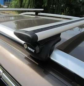 Thule 757 Wingbar Roof Racks for Toyota Fortuner 2006 to 2015