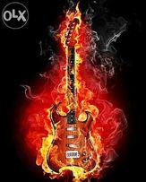 Уроки игры на гитаре в Николаеве