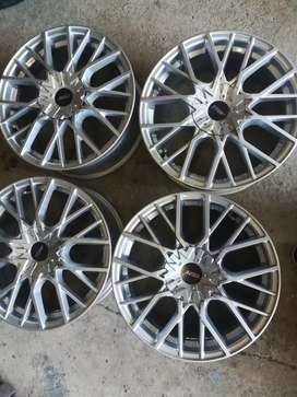 Ford Rims 17 In 4By 108 And 4 By 100 Multiple PCD