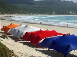 WATERPROOF STRETCH TENTS FOR SALE