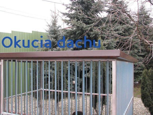 Kojec dla psa, klatka, boks 3x2 ocynkowany Kościerzyna - image 7
