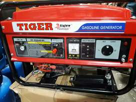 Tiger 2.7kva Key Start generator for only R5800 with a warranty