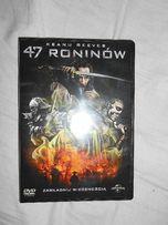 47 Roninów Film DVD