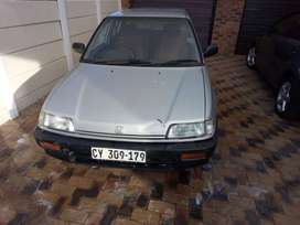 HONDA BALLADE SEDAN 1991 FOR SALE