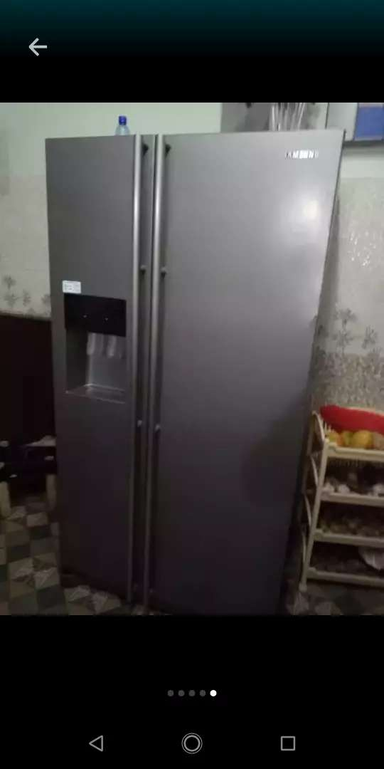 Double sided fridge 0