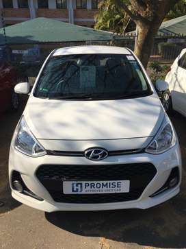 2018 Hyundai Grand i10 1.25 fluid
