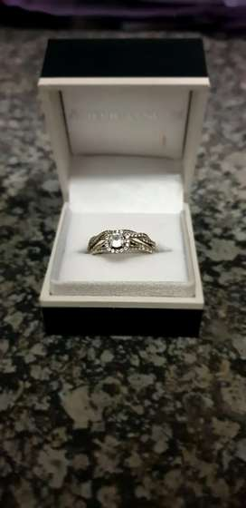 Two band ring for sale
