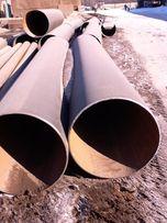 Продам стальную трубу б/у- 114, 273, 325, 426, 530, 630, 720, 820,и тд