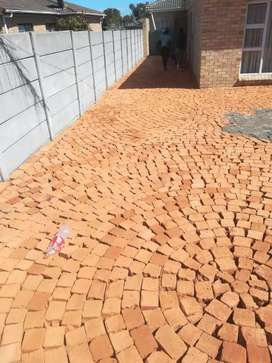 Paving fit and supply