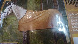 Siatkowa derka dla konia