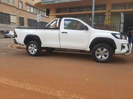 2017 Toyota Hilux 2.4 GD6 hi rider long base