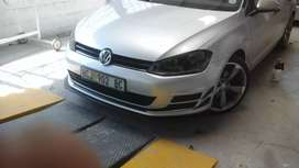 Golf 6 and 7 Body kit