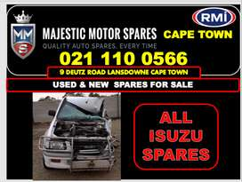 ISUZU used spares and parts for sale