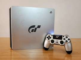 PS4 1TB GT Sport Limited Edition