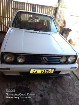 Selling my golf as is