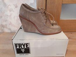 Продам новые туфли,ботинки Frye р.38-39(р.8).