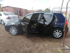 Hi I am selling my golf 5 Gt automatic for 85000