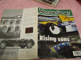 motor sport журнал английский язык мотоциклы мотоспорт британия 1993