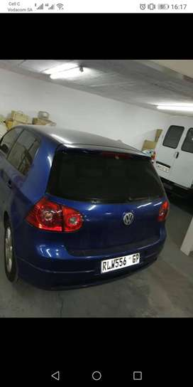 Golf 5 1.9 Tdi 2004 for sale