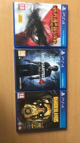 PlayStation 4 Games (3)