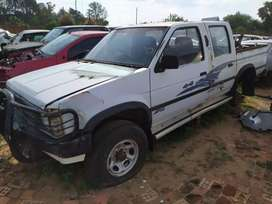 1993 Nissan 1 Tonner Double Cab Now Stripping For Spares