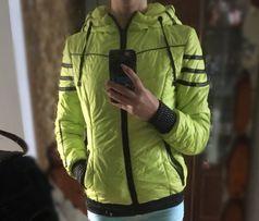 Куртка осень весна ветровка женская