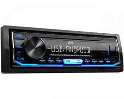Автомагнитола JVC KD-X151(152-153) BLUE (RED,GREEN)USB/SD 4x50W Оригин