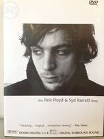 "Фирменный DVD ""The Pink Floyd & Syd Barrett story"" DVD UK Ltd 2003"