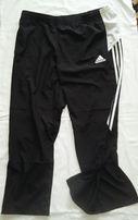Spodnie dresowe treningowe męskie ADIDAS duży rozmiar