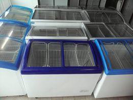 Морозильные лари, объем: 200л., 300л., 400л. Холодильное оборудование.