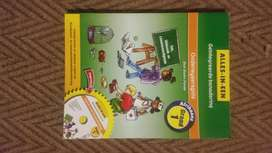 Grade 1, 2 and 3 all in one books
