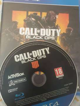 Call of duty Blacks ops PS4 for sale
