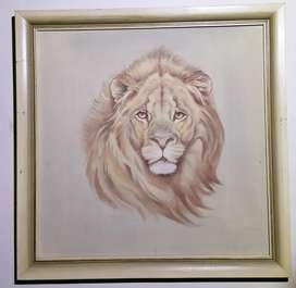 Selling paintings of the Big Five.