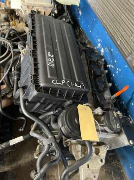 POLO VIVO ENGINE (CLP) AND GEARBOX FOR SALE AS A COMBO