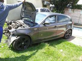 BMW 1series for Stripping and