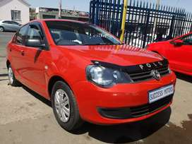 2012 Volkswagen polo vivo 1.4 sedan