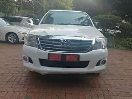 Excellent 2011 Toyota hilux single cup diesel