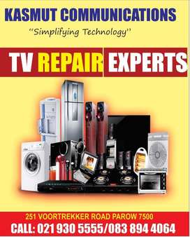 Television repairs to all models and parts