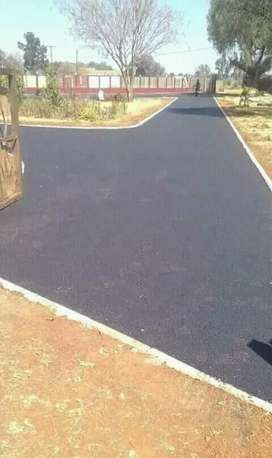 Good quality driveways roads and paving