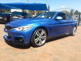 2014 BMW 420i Msport, AUTOMATIC, MILLAGE OF 95000km,
