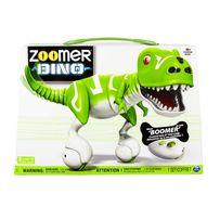 Zoomer Dino интерактивный Зумер Дино зеленый Робот-динозавр Spin Maste