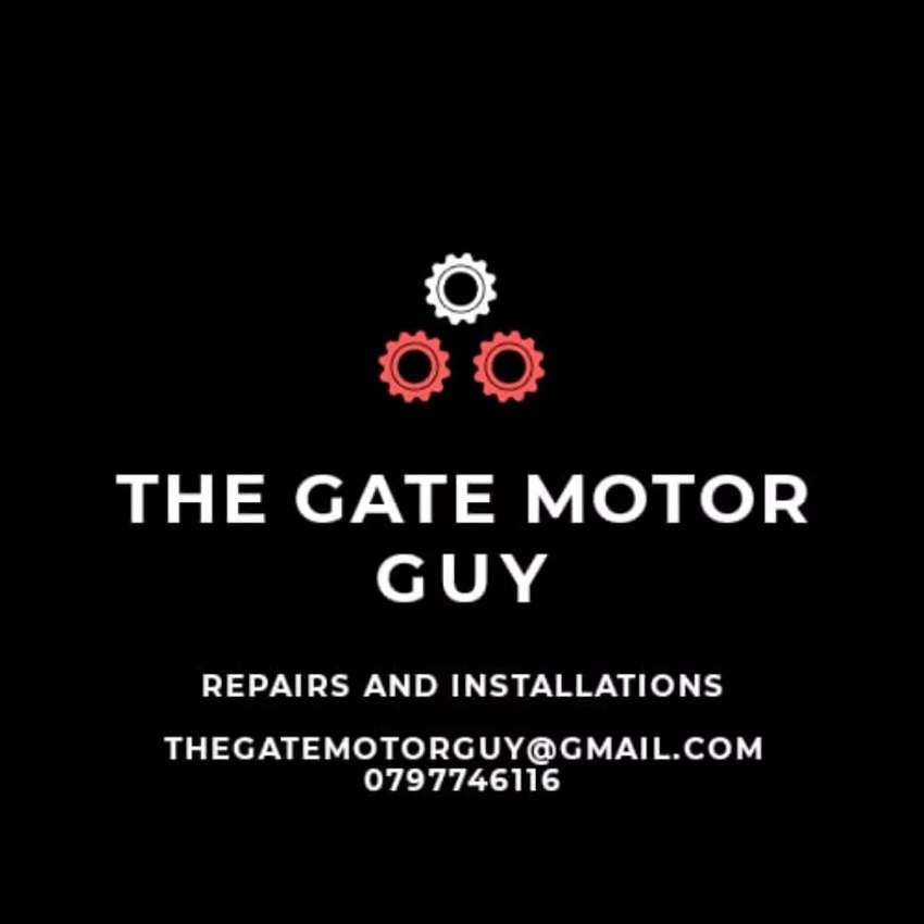 Gate motor repairs and installations 0