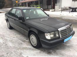 SPRZEDAM Mercedes W 124D, 1988 - ZABYTEK