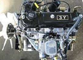 TOYOTA  HIACE 3Y / 2.0 COMPLETE ENGINE