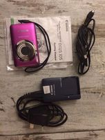 Фото камера CANON IXUS 105/8 GB Флешка/Новый