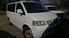 VW T5 Combi , eight seater